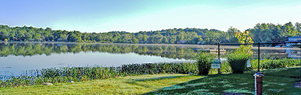 Lake privlidges with Twin Lakes Ohio residential property